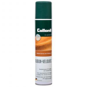 Collonil Nubuk+Velours Spray Vaaleanruskea