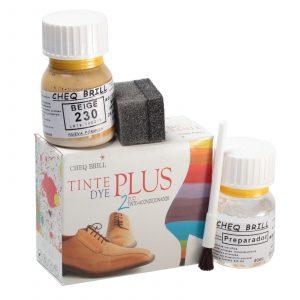 Dye Plus Nahkamaali 230 Beige