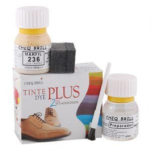 Dye Plus Nahkamaali 236 Marfil