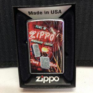 Zippo Fireworks
